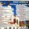 Cartel del Verano Cultural 2019