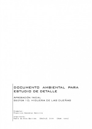 Sector s10 doc ambiental