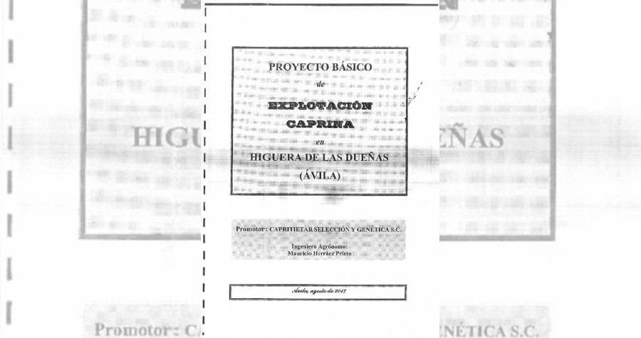 Explotacion caprina_proyecto