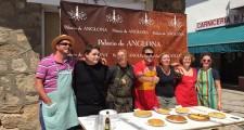 Concurso de tortilla